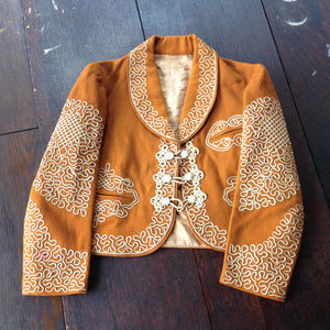 Vintage Boys 3 Piece Charro Outfit